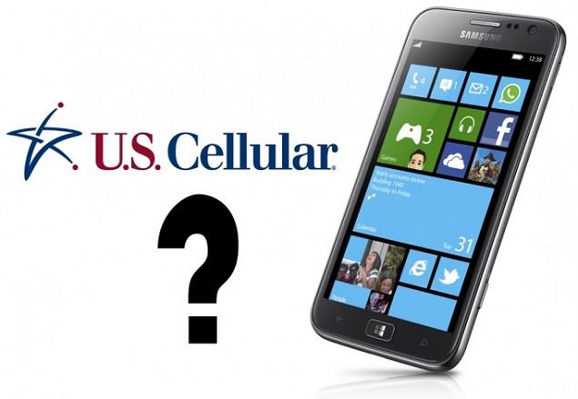 U.S. Cellular Samsung ATIV Odyssey will run on Windows Phone 8