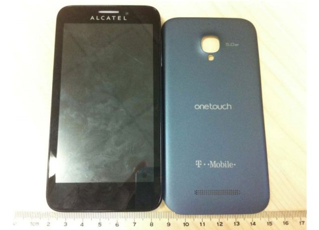 Alcatel One Touch Fierce passes through FCC on its way to T-Mobile