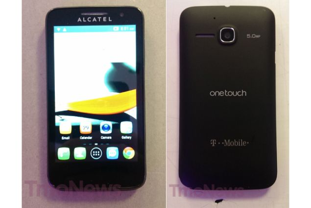 Alcatel One Touch Fierce is the upcoming smartphone that will arrive in T-Mobile