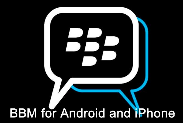 The BBM app now is the only credible asset of  BlackBerry