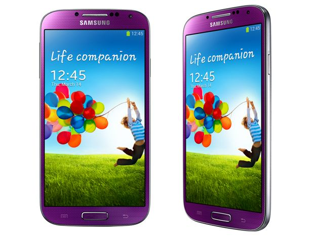 Galaxy S4 Purple Mirage will be offered exclusively for US by Sprint
