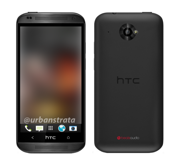 HTC Zara captured in photos along with more information for the specs
