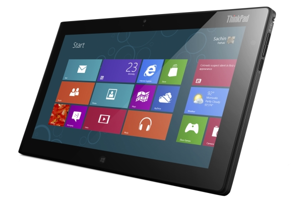 Lenovo ThinkPad Tablet 2 among the best large-sized tablets