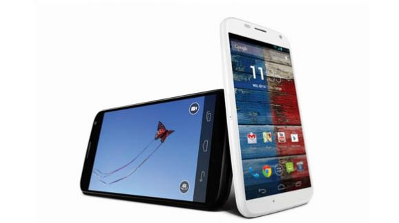 The new Motorola Moto with its own look