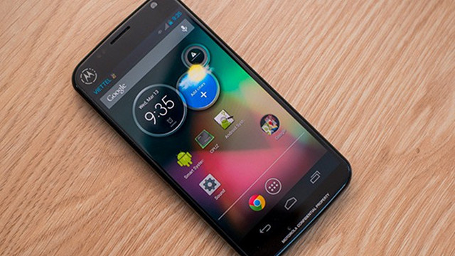 New Motorola Moto X is already official and running smooth