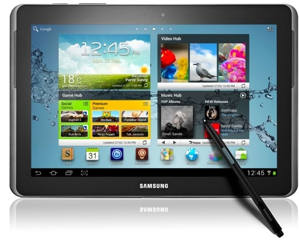 Samsung Galaxy Note 10.1 Wi-Fi becomes one of the most successful large-sized tablets