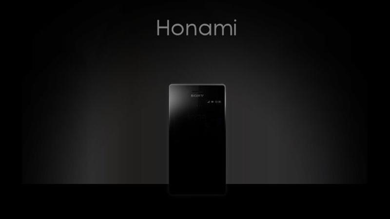 Sony i1 Honami is really promising device