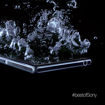 Sony with a new flagship coming soon
