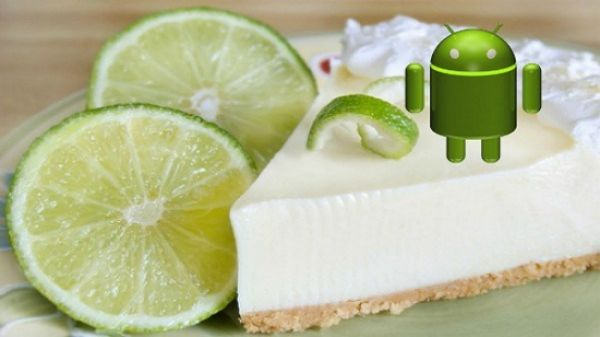 Android Key Lime Pie highly expected up by now
