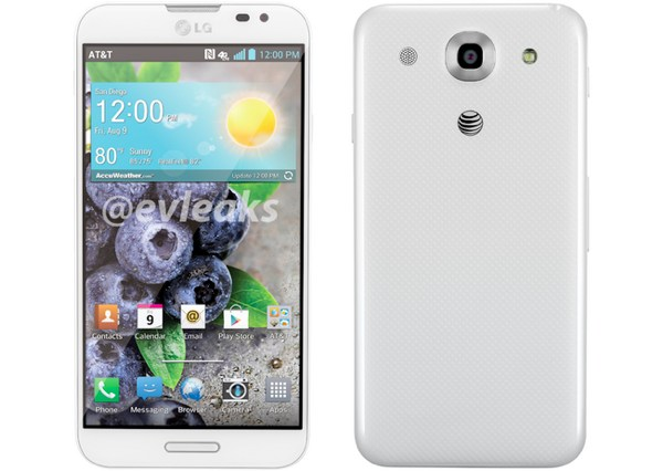 According to evleaks the white device will feature hot Android apps
