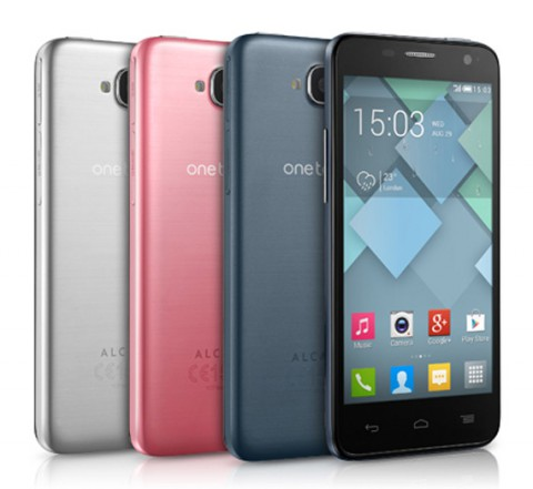 One Touch Idol S and One Touch Idol Mini are the newest Android running additions of Alcatel