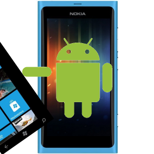 Android Lumia concept has been the first idea of Nokia for the line