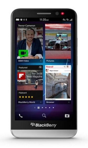Verizon will launch BlackBerry Z30 according to a recent leak