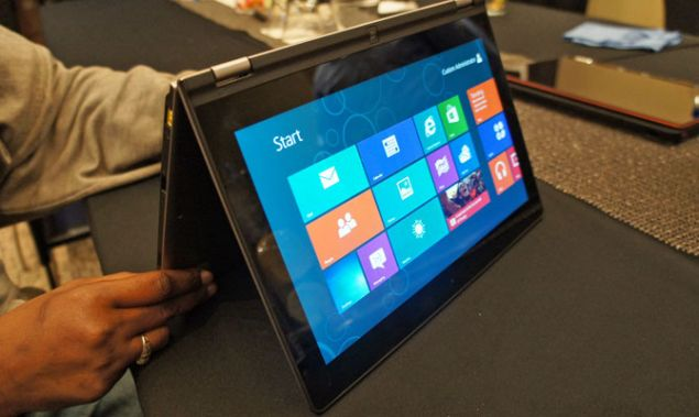 Lenovo Idea Pad Yoga 2 Pro already announced, ready for launch around the winter holidays