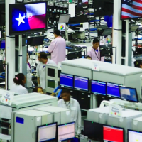 Motorola Moto X factory seen by the governor of Texas