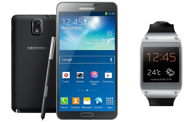 Kernel source for Galaxy Gear and Galaxy Note 3 released by Samsung