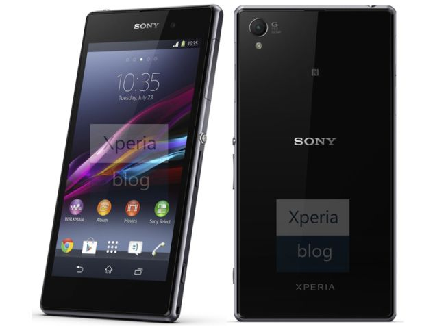 Few hours more until the official announcement of Xperia Z1 and QX10 and QX100 accessories