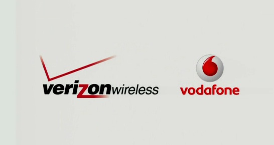 Vodafone is making a deal with Verizon