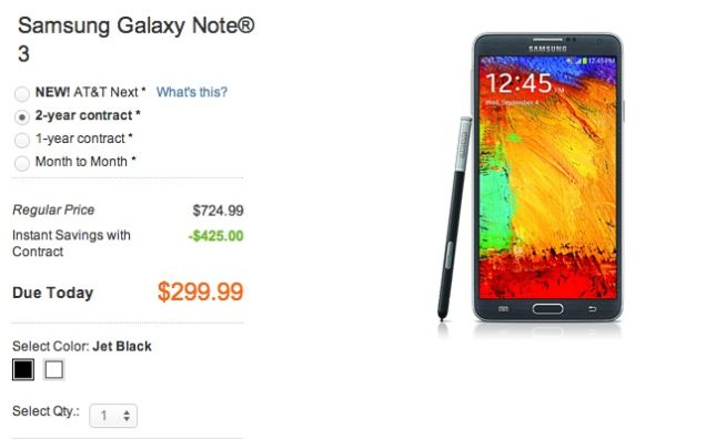 Galaxy Note 3 and Galaxy Gear are few days away from their official launch by AT&T