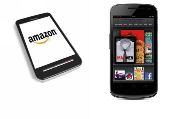 Two smartphones on the horizon by Amazon, rumors say