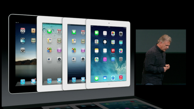 iPad Air is the newest large-sized tablet by Apple with thinner bezels, slimmer body and ultra light