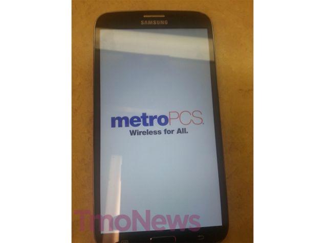 MetroPCS will soon launch Samsung Galaxy Mega 6.3 according to rumors