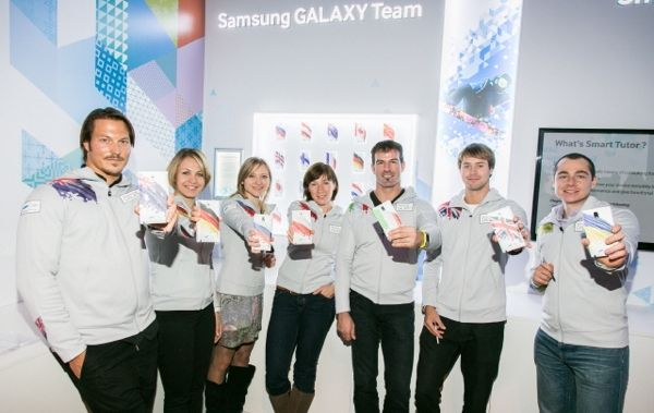 Samsung announced that Galaxy Note 3 will be Olympics Games Phone