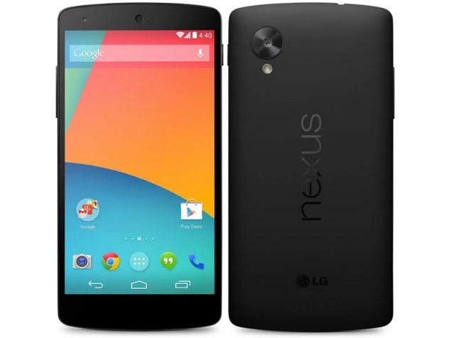 Google Nexus 5 goes official