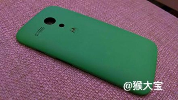 Moto G is the real name of the Motorola DVX smartphone