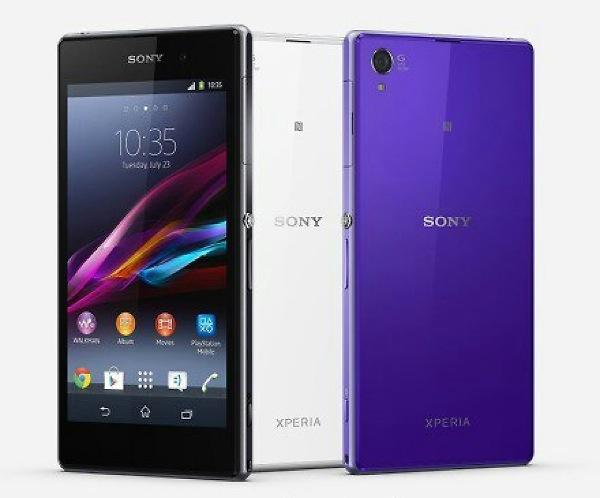 Sony is already providing an update for Xperia Z1 and Xperia Z Ultra