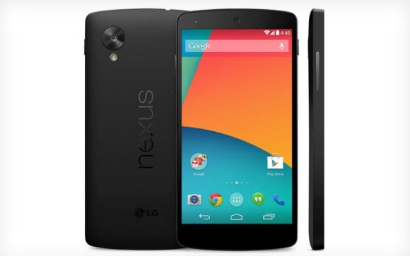 Nexus 5 explored in a new leak with specs and details for the battery and the storage