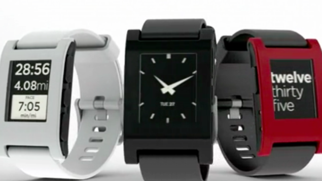 Pebble is one of the most affordable and practical smartwatches today