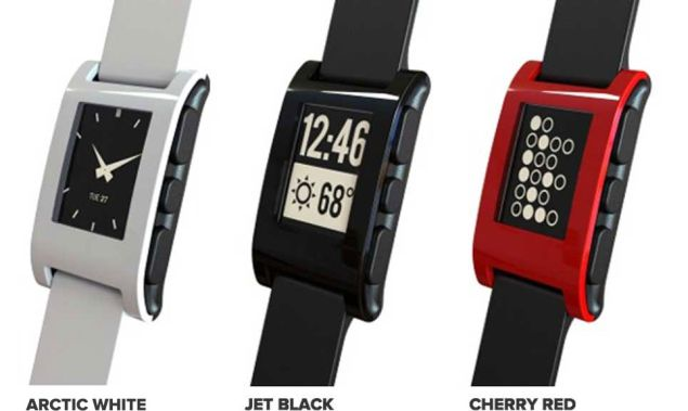 Pebble is among the first innovative smartwatches on the market