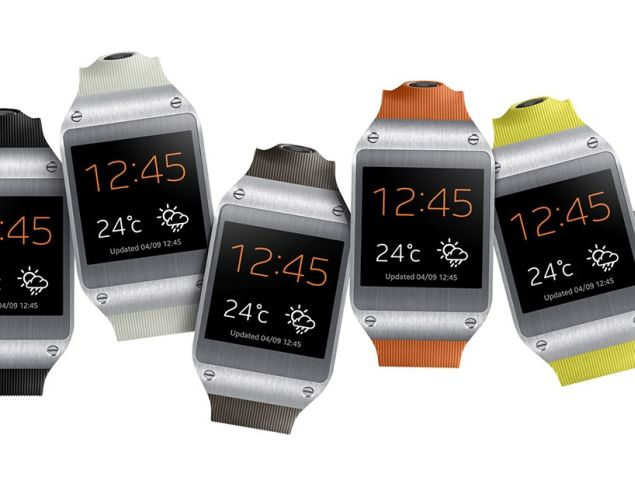 Samsung Galaxy Gear brings the user experience with innovative smartwatches to a higher level