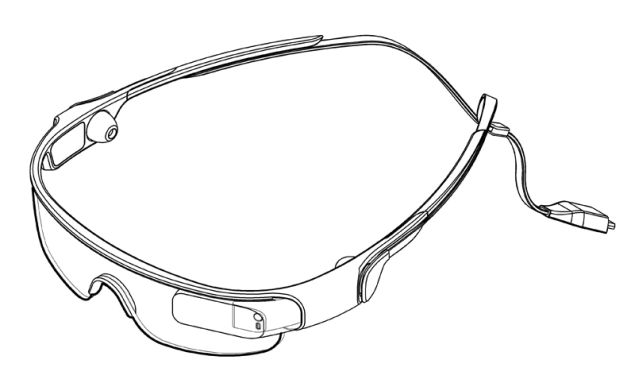 High-tech sports glasses is the latest project of Samsung