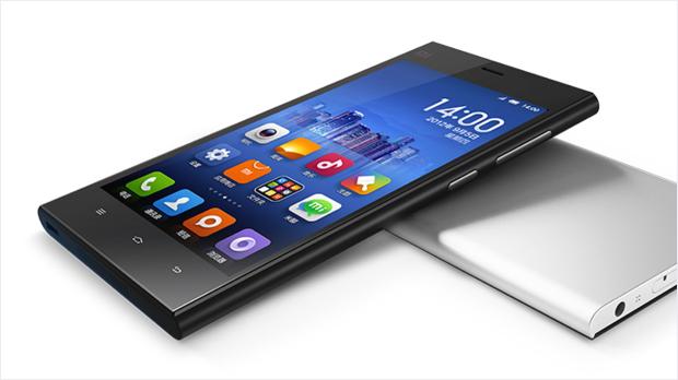 Xiaomi mi3 promo shot