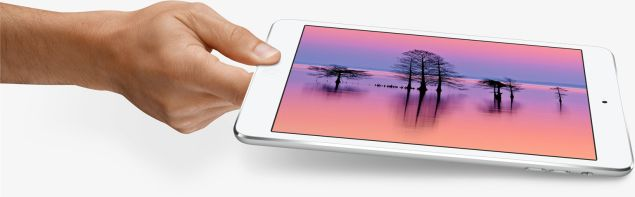 iPad mini 2 is officially unveiled in the tech world