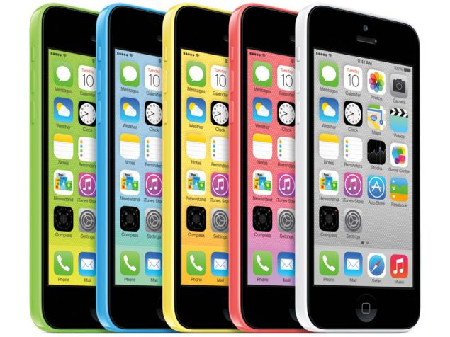 iPhone 5C can be purchased for less than $50 at some retailers