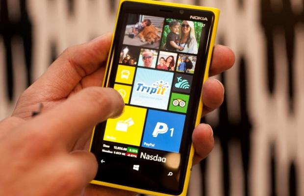 Nokia Lumia sales hit the highest level