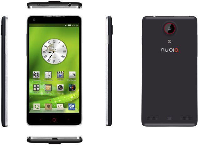 ZTE officially offers for pre-orders Grand S and nubia Z5 since 5 Oct