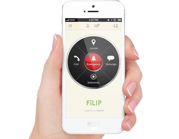 iOS app for FiLiP