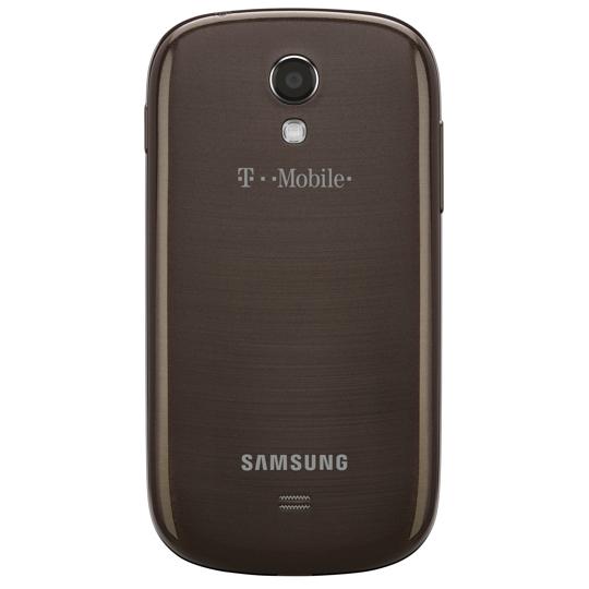 Samsung Galaxy Light front