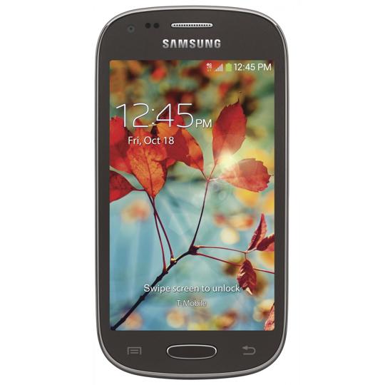 Samsung Galaxy Light back