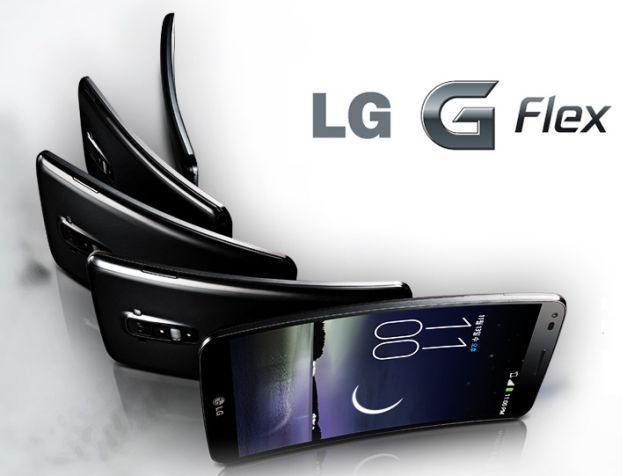 LG G Flex will be launched in different markets around the world