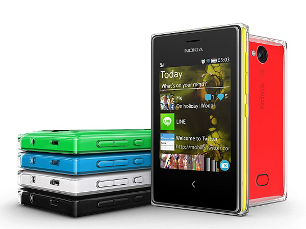 Asha 503 and 502 models have launched for sale also in India, Eastern ...