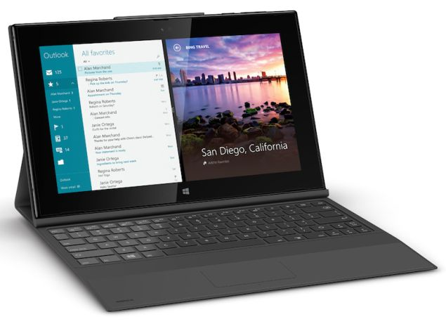 Nokia Lumia 2520 supports the convenient keyboard cover Nokia Power Keyboard