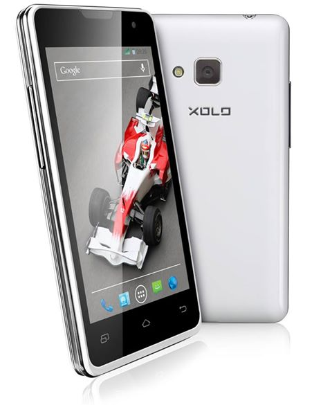 Xolo Q500 is officially introduced in the mobile arena