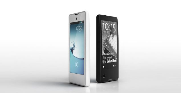 YotaPhone is ready for launch in December