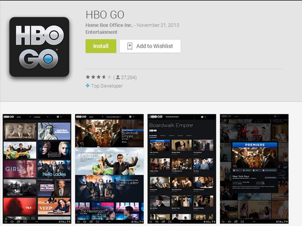 hbo go finally works with chromecast