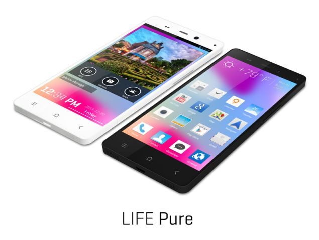 BLU Life Pure is now officially announced
